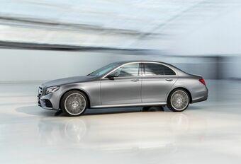 Mercedes suspend la vente de l'E350d #1