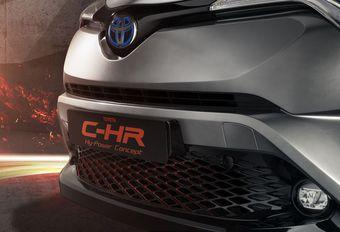 Toyota : son programme à l'IAA 2017 #1