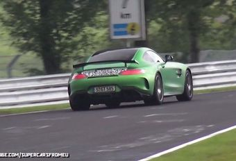 AMG GT : bientôt en « Black Series » ? #1