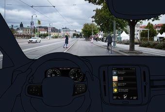 Volvo XC40: klein maar veilig #1