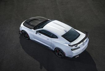 Chevrolet Camaro ZL1 met 1LE-pakket heeft een probleem #1