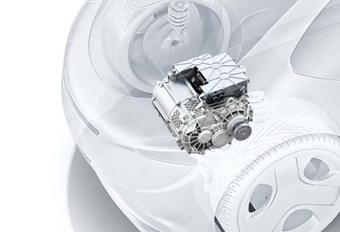 Bosch E-Axle : un groupe motopropulseur électrique révolutionnaire #1