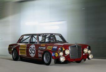 50 ans d'AMG à Autoworld #1