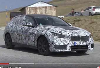 BMW Série 1 2018 : une traction ! #1