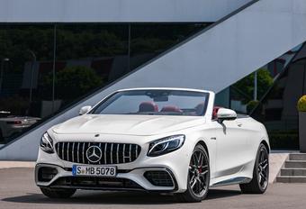 Ook update voor Mercedes-AMG S63 en S65 Coupé en Cabrio #1