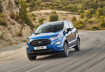 Ford EcoSport : repositionnement #1