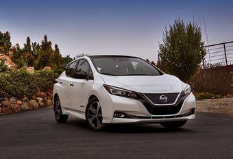 Nissan Leaf : la barre des 300 km #1