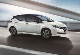 Nieuwe Nissan Leaf zet in op elektrische aandrijving, autonoom rijden en connectiviteit #1