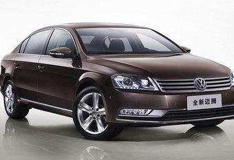 Campagne de rappel pour VW en Chine #1