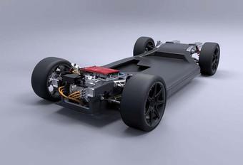 Williams : un châssis révolutionnaire pour les voitures électriques #1