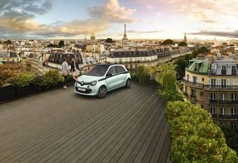 Renault gaat high fashion met de Twingo La Parisienne #1