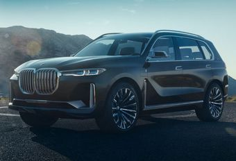 BMW X7 : le SUV « king size » munichois #1