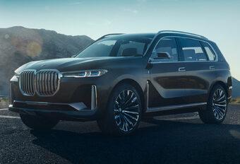 BMW X7-concept gelekt  #1