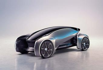 Jaguar Future-Type: de auto van 2040 volgens Jaguar #1