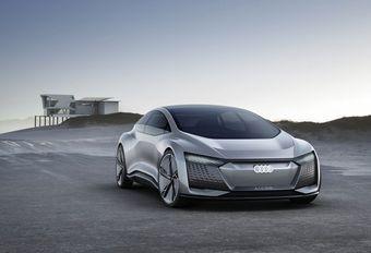 Audi Aicon : autonome dans le luxe sur 800 km #1