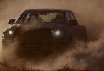 Ford Ranger : le Raptor en préparation #1