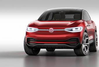 Volkswagen ID Crozz nog wat dichter bij serieproductie #1