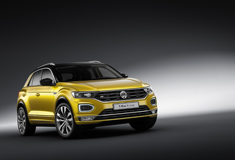 Volkswagen T-Roc R-Line : tenue sportive #1