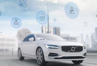 Volvo s'offre un service de conciergerie #1