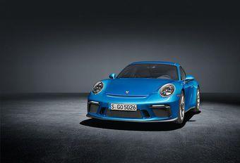 Porsche 911 GT3 Touring Package : la vraie GT3 de route #1