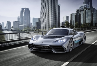 Mercedes-AMG Project One is los!