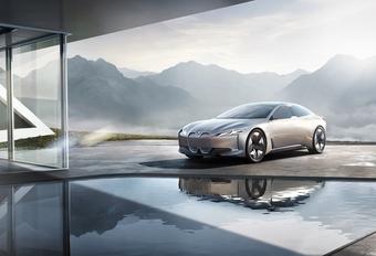 De BMW van de toekomst: VisionDynamics-prototype