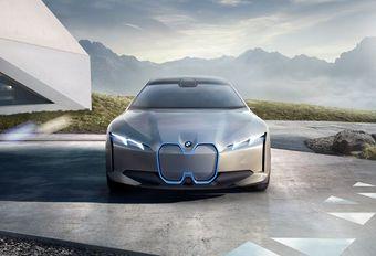 BMW i Vision Dynamics : préparation de l'i5 #1