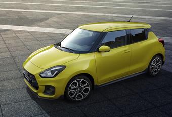 Suzuki Swift Sport krijgt turbo, ontwikkelt 140 pk #1