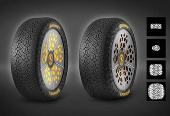 Continental : les pneus qui s'adaptent #1