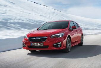 Subaru Impreza : 5 portes et pas de Diesel en Europe #1