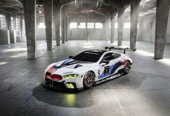 BMW M8 GTE : une Série 8 en tenue de sport !  #1