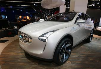 Thunder Power SUV overtreft Tesla Model X  #1
