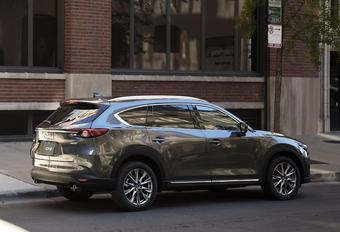 Mazda CX-8 is verlengde CX-5 met 7 zitplaatsen #1
