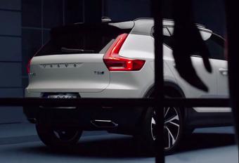 Volvo XC40 laat zich zien als T5 R-Design #1