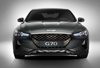 Genesis G70 kijkt Audi, BMW en Mercedes recht in de ogen #1