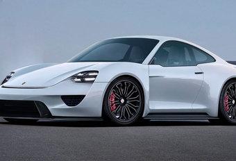 Waar blijft de elektrische Porsche 911? #1
