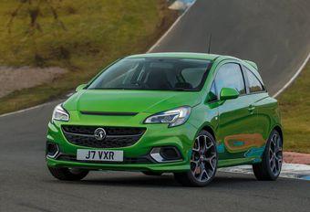 PSA pourrait exporter des Vauxhall #1