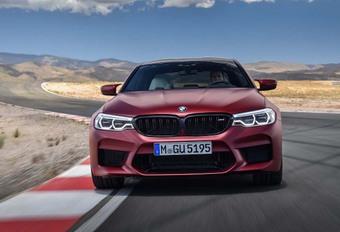 BMW M5 : bientôt un pack Competition plus puissant #1