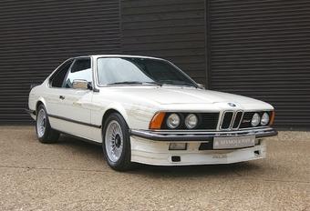 Op zoek naar een unieke Alpina B9 3.5 Coupé uit 1984? #1