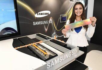 700 kilometer met nieuwe Samsung-batterij #1