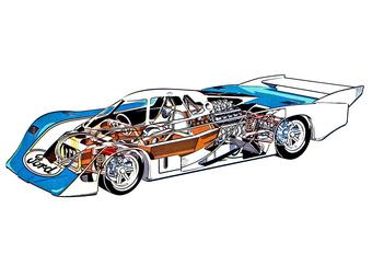 Ze wonnen de GTE-klasse, nu mikt Ford opnieuw op de algemene eindzege in Le Mans? #1
