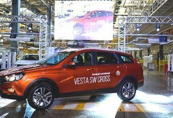 Nissan laisse Lada à Renault #1
