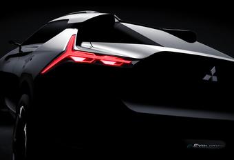 Komt Mitsubishi dan toch met een opvolger voor de Evo X? #1