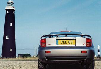 Toyota : retour possible de la Celica #1