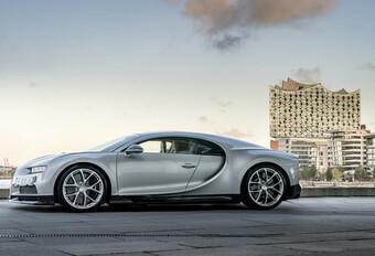 Bugatti opent kersverse showroom in Hamburg  #1