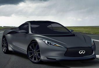 Infiniti: elektrische sportwagen in 2019 #1