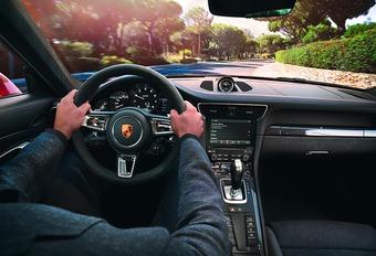 Porsche Cayenne : nouveaux services connectés #1