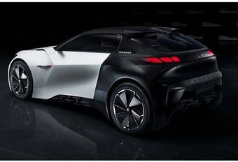 Peugeot : la première électrique sera la 208 #1