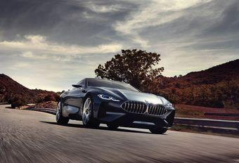 BMW M8 : cap sur les 700 ch ? #1