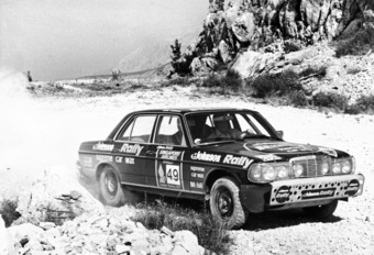 Flashback naar de London-Sydney Rally met de Mercedes 280E #1